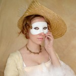 Rococo Inspired Costume with mask