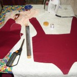 Flatlining the fabrics
