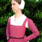 Pink Working Class Kirtle Side
