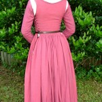 Pink Working Class Kirtle Back