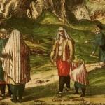 Civitates Orbis Terrarum II 1575: Alhama, Spain