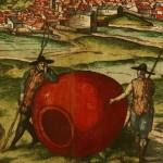 Civitates Orbis Terrarum 1575: Antequera, Spain