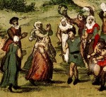 Civitates Orbis Terrarum 1572: Cadiz, Spain