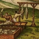 Civitates Orbis Terrarum 1575: Conil, Spain