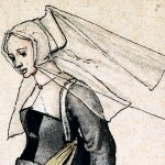 Buckram as used in Tudor (Henrician) Gowns