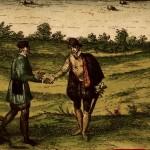 Civitates Orbis Terrarum 1572: Eçija, Spain