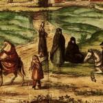 Civitates Orbis Terrarum 1572: Granada, Spain