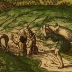 Civitates Orbis Terrarum II 1575: Jerez de la Frontera, Spain