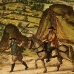 Civitates Orbis Terrarum II 1575: Loja, Spain