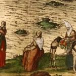 Civitates Orbis Terrarum II 1575: Santander, Spain