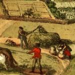 Civitates Orbis Terrarum 1572: Valladolid, Spain