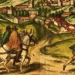 Civitates Orbis Terrarum II 1575: Velez-Malaga, Spain
