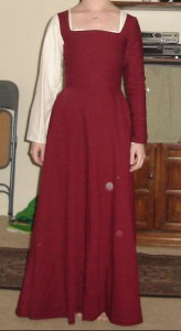 Kirtle Test Fit