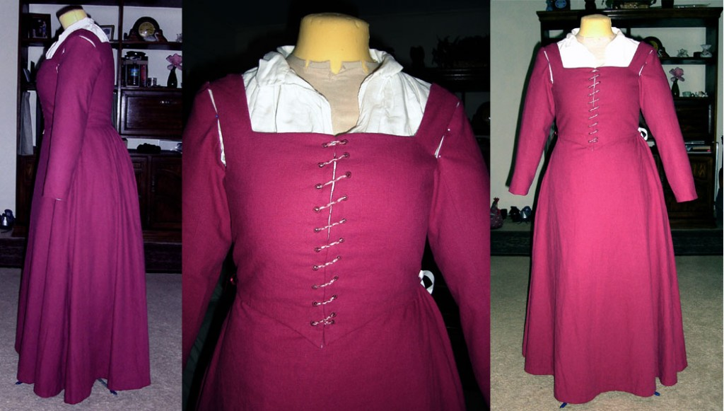 Cranberry Working Class Kirtle