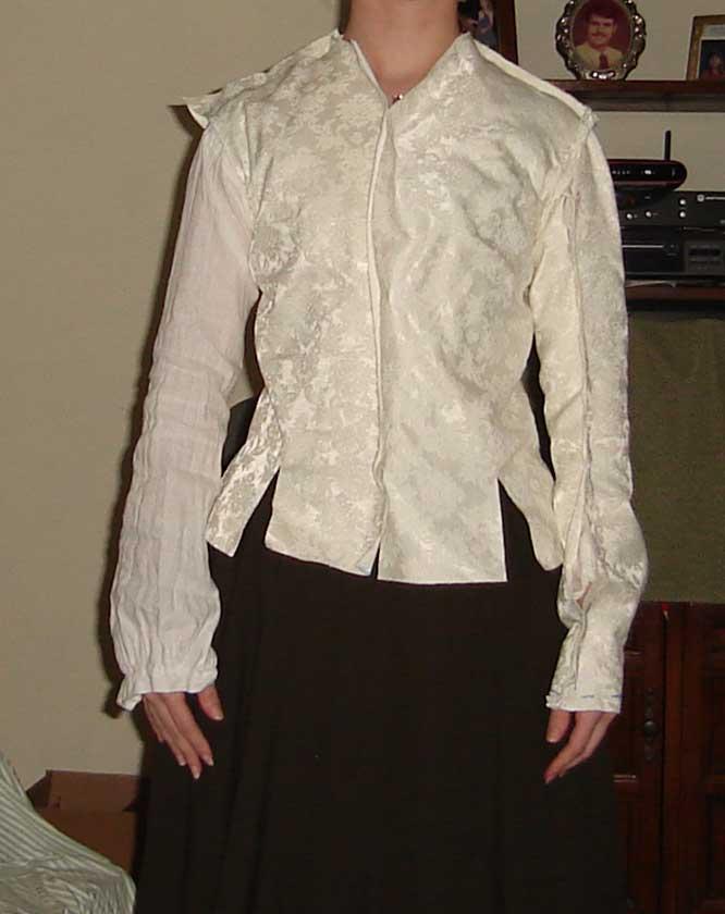 MLayton Jacket Mockup1 Front