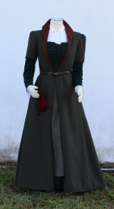 16th century Elizabethan working woman's outfit