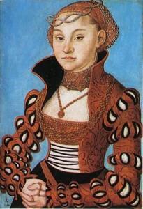 Cranach-1534-portraitofanoblewoman