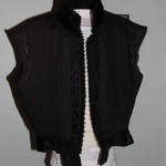 The doublet inside out, front shot