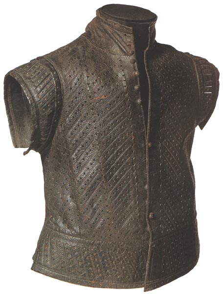 Leather Jerkin from the Museum of London