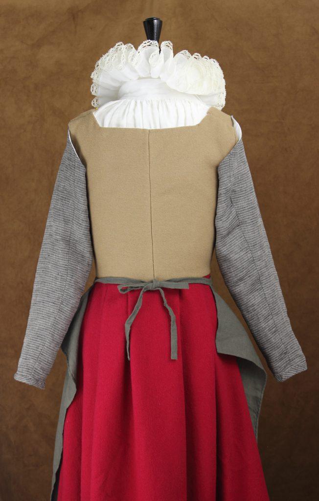 Petticoat bodies back
